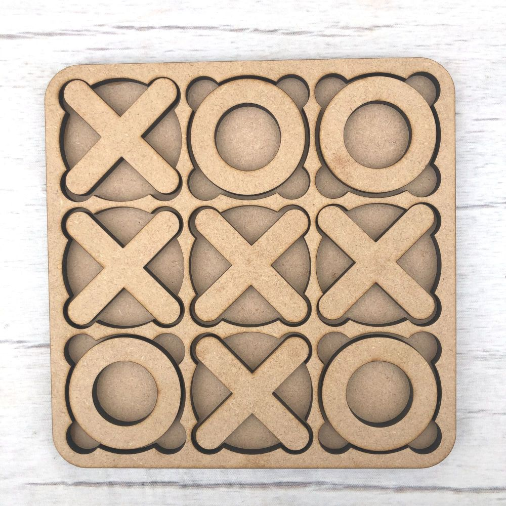 Noughts & Crosses Game