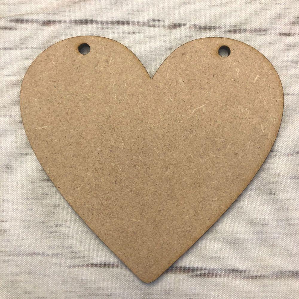 Bunting - Heart