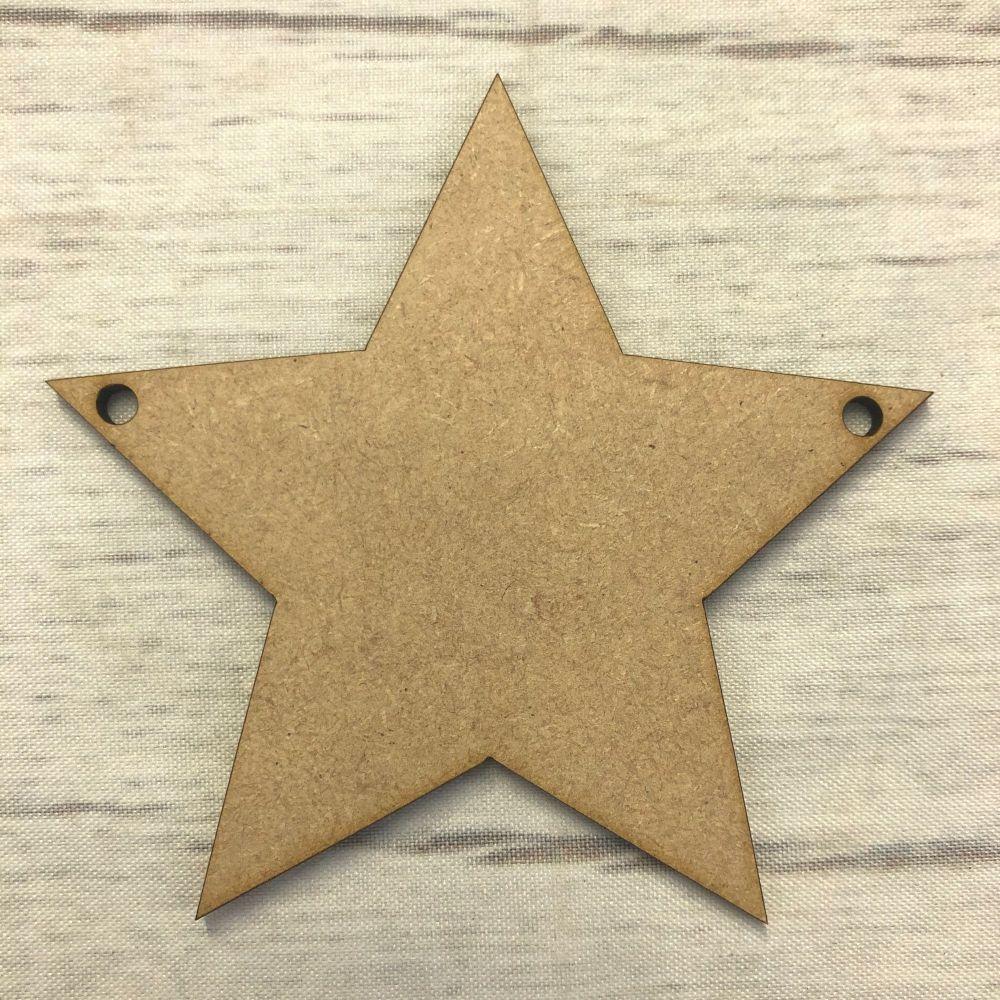 Bunting - Star