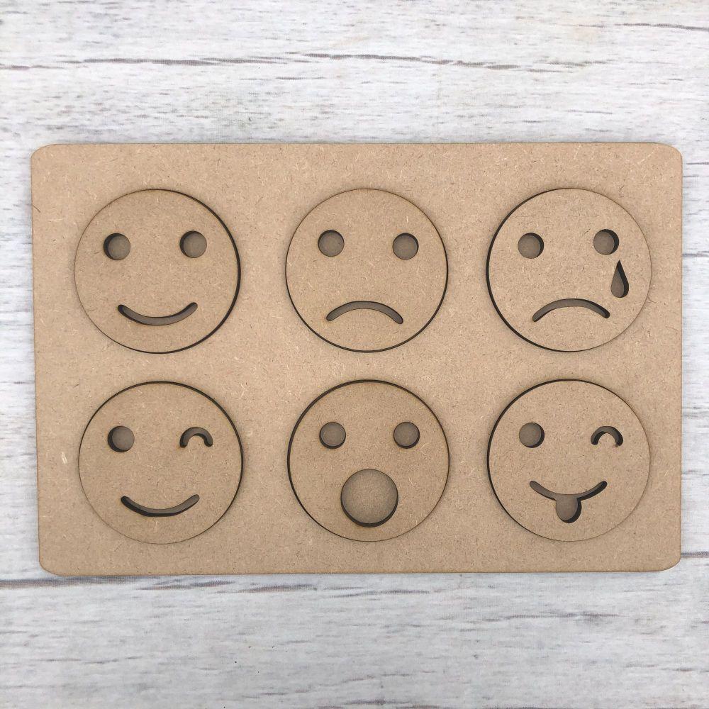 Faces Jigsaw