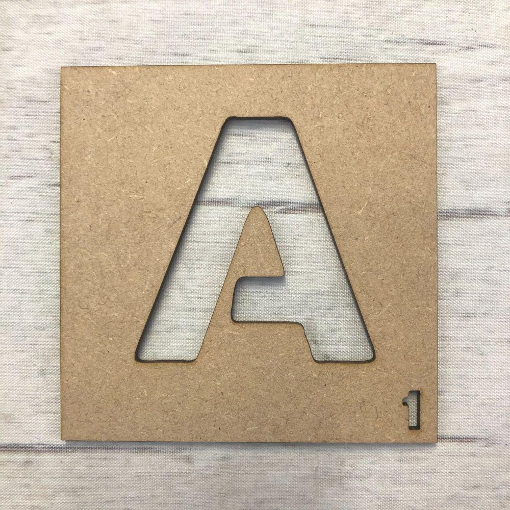 Scrabble Letter (customised)