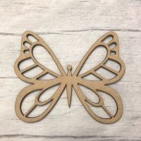 Butterfly  -  Detailed 2