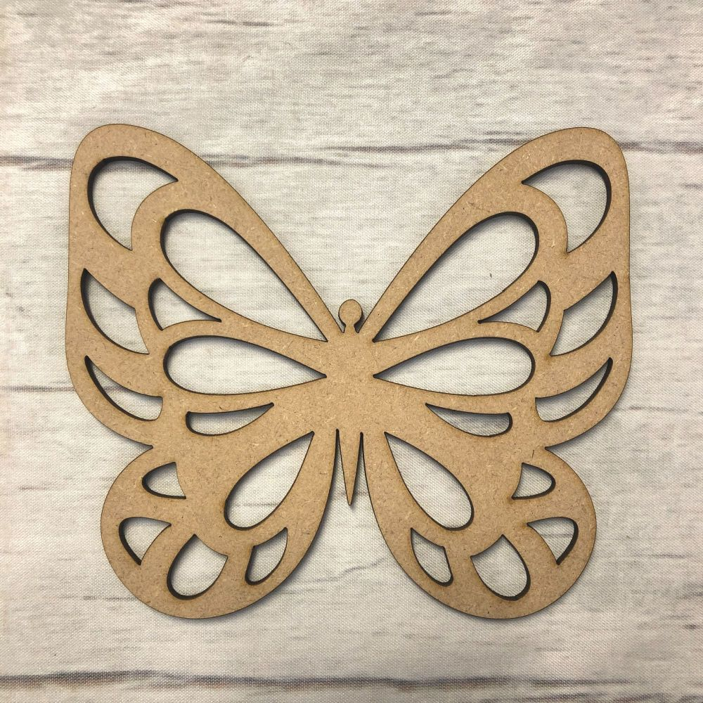 Butterfly  -  Detailed 3