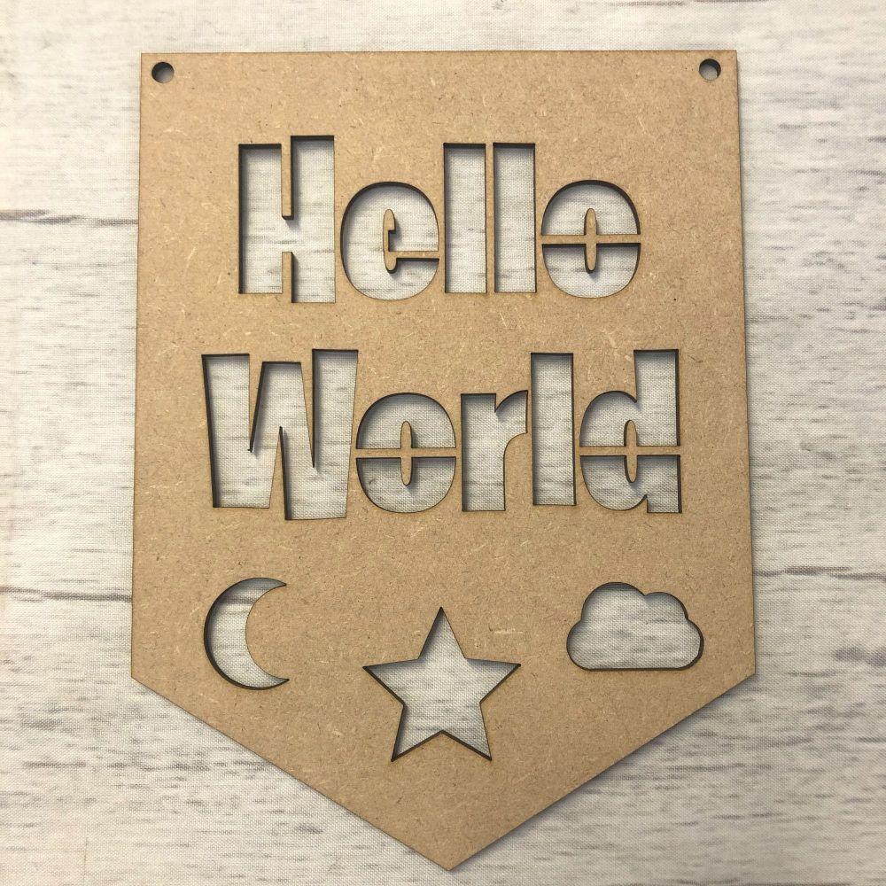 Pennant - Hello World
