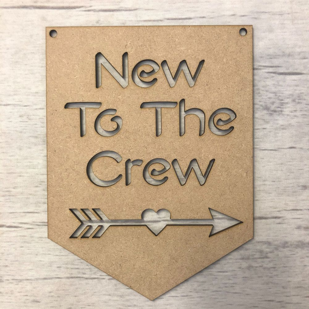 Pennant - New To The Crew