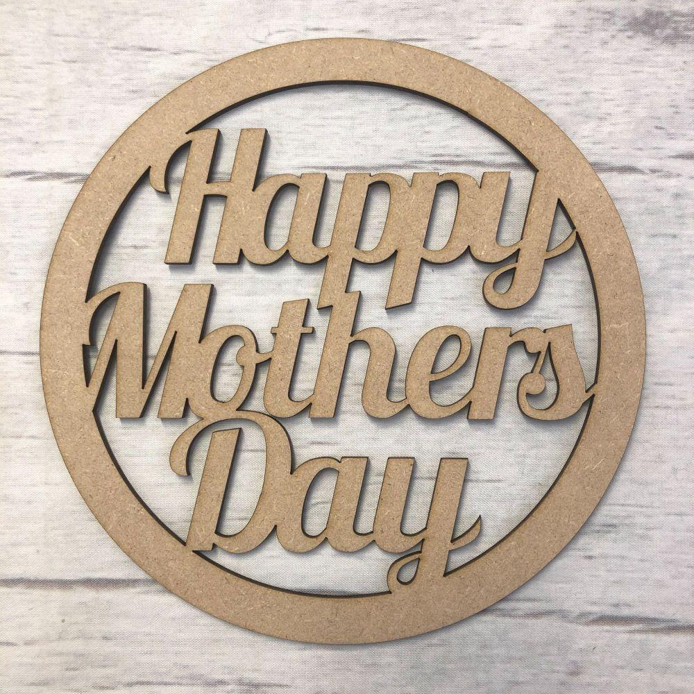 Hoop - Happy Mothers Day