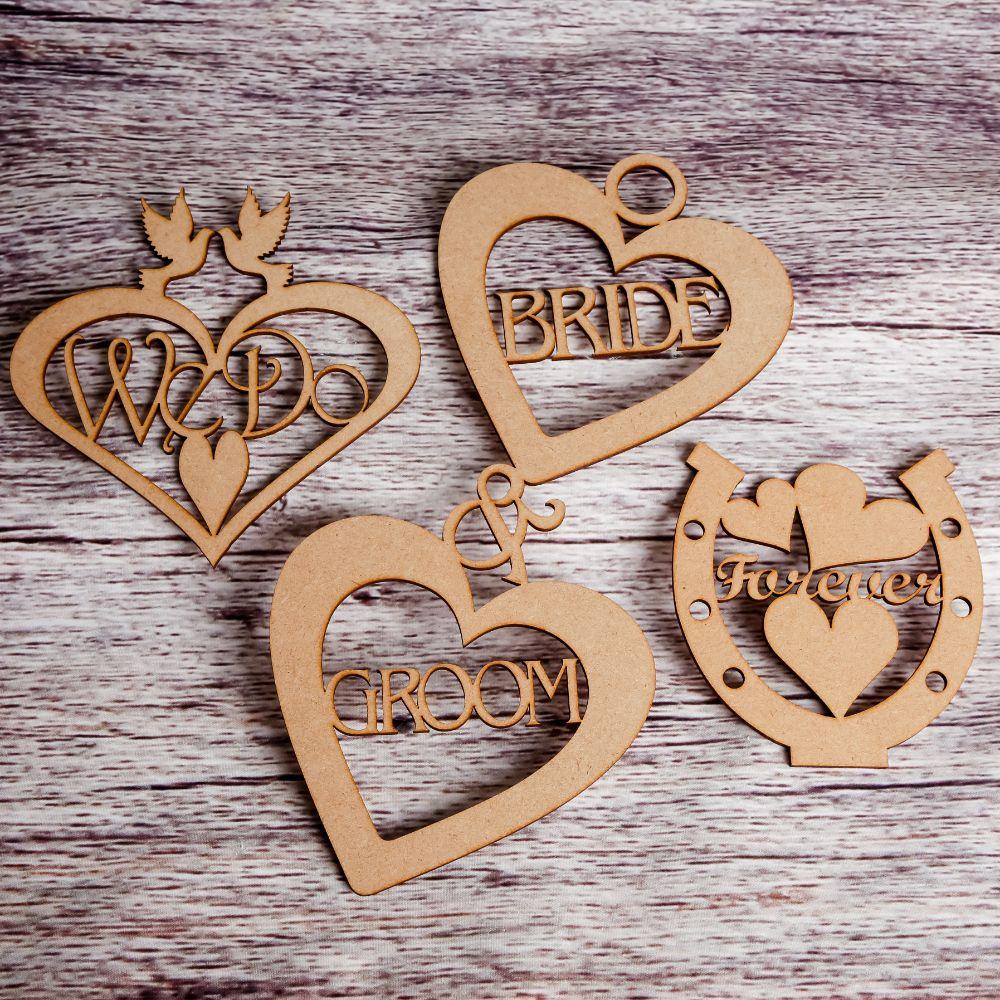 Weddings & Valentines
