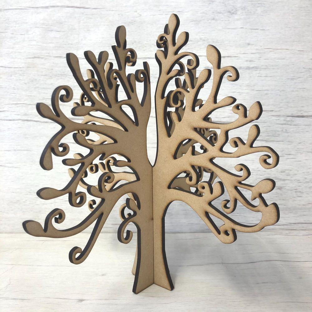 Decorative Family Tree 1 (3D)