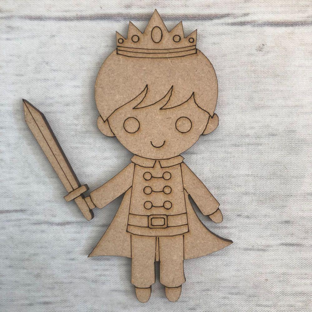 Prince - engraved