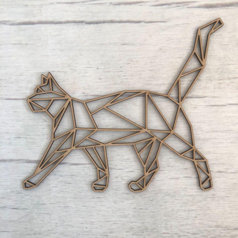 Geometric Cat 2