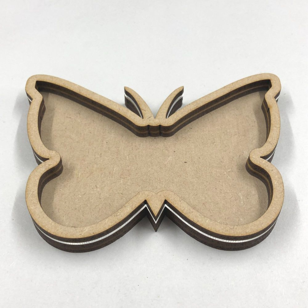 Butterfly Shaker (with Acrylic)