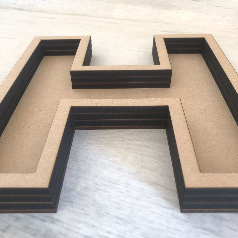 Fillable Letters (Not Freestanding)