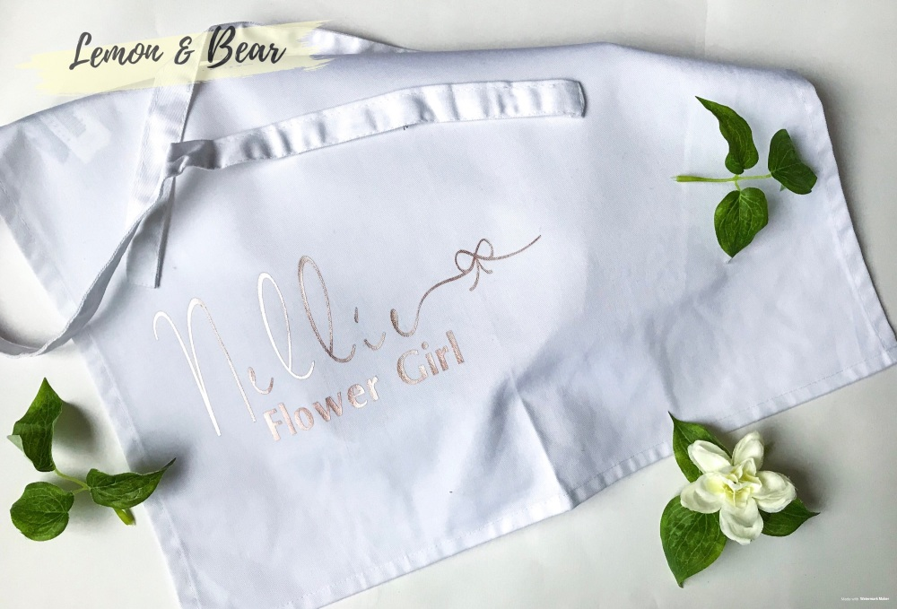 Personalised Aprons