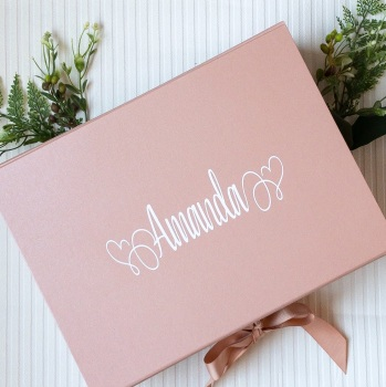 Luxe Personalised Gift Boxes
