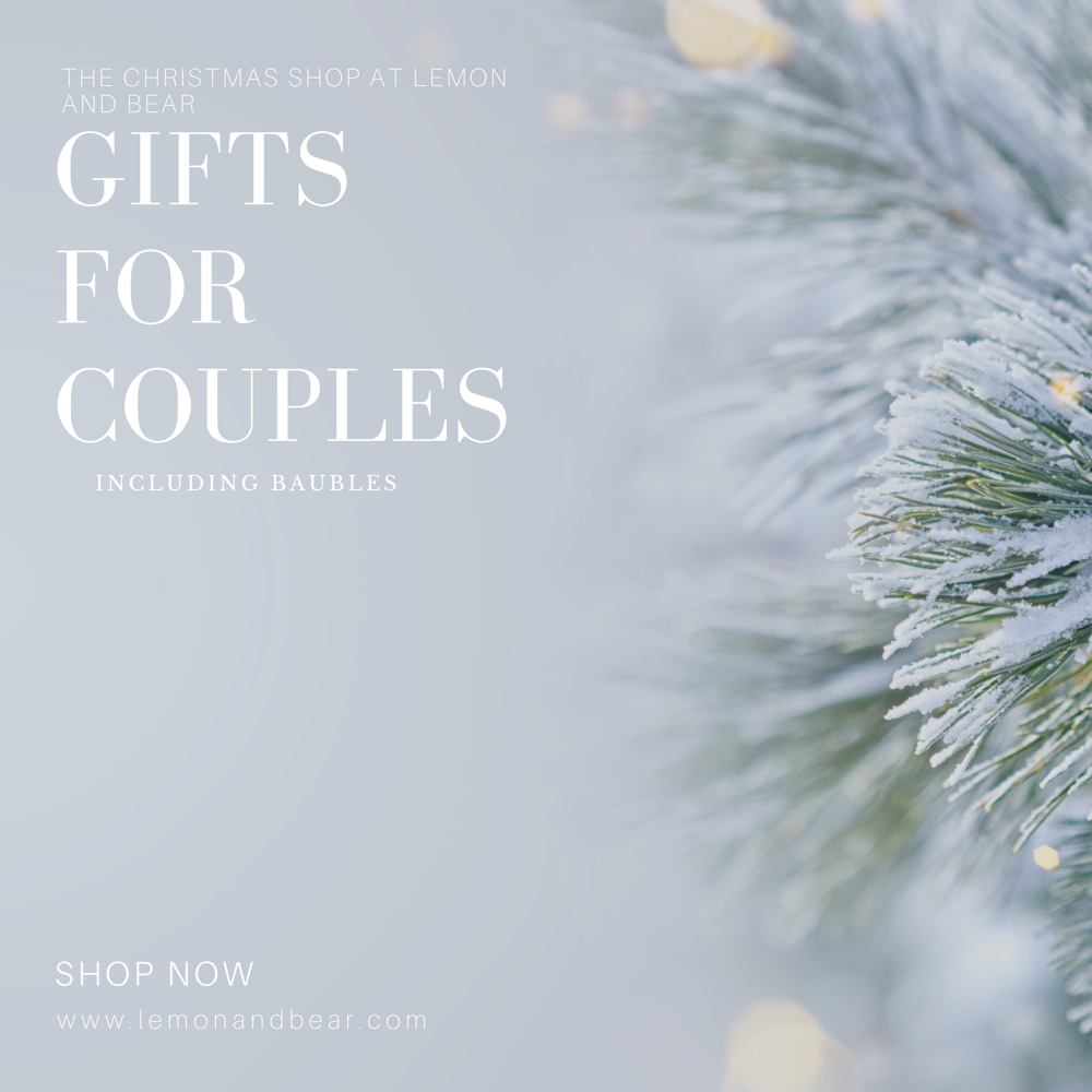 Couples Gifts and Baubles