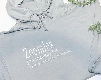 Zoomies Hoodie