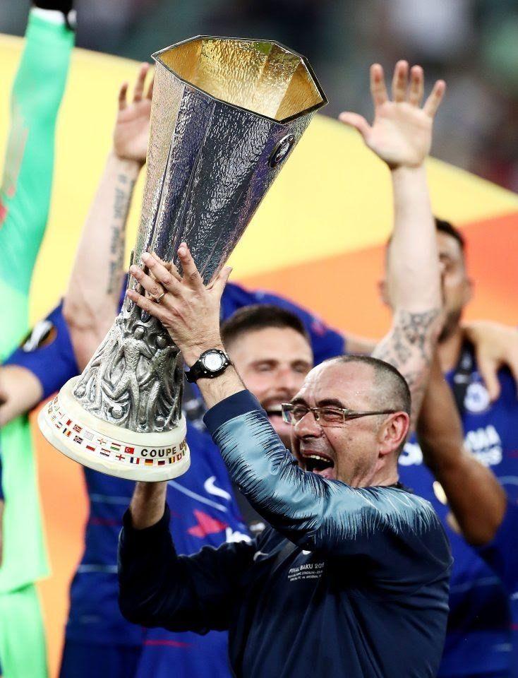 UEFA: It is Chelsea...Again!