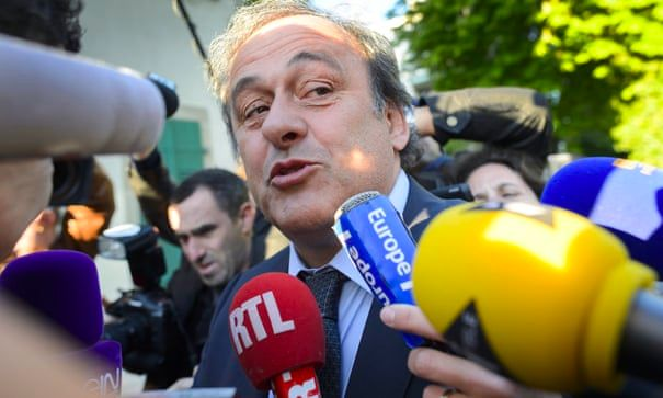Michel Platini detained over award of 2022 World Cup to Qatar  David Conn  Tue 18 Jun 2019 10.20 BSTLast modified on Wed 19 Jun 201901.02 BST