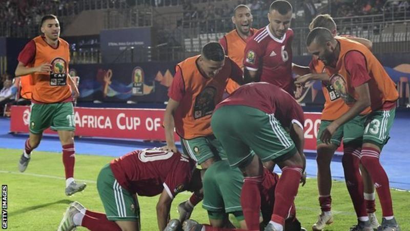 Morocco celebrates
