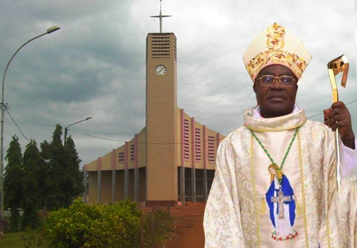 Bishop Joseph Aké Yapo