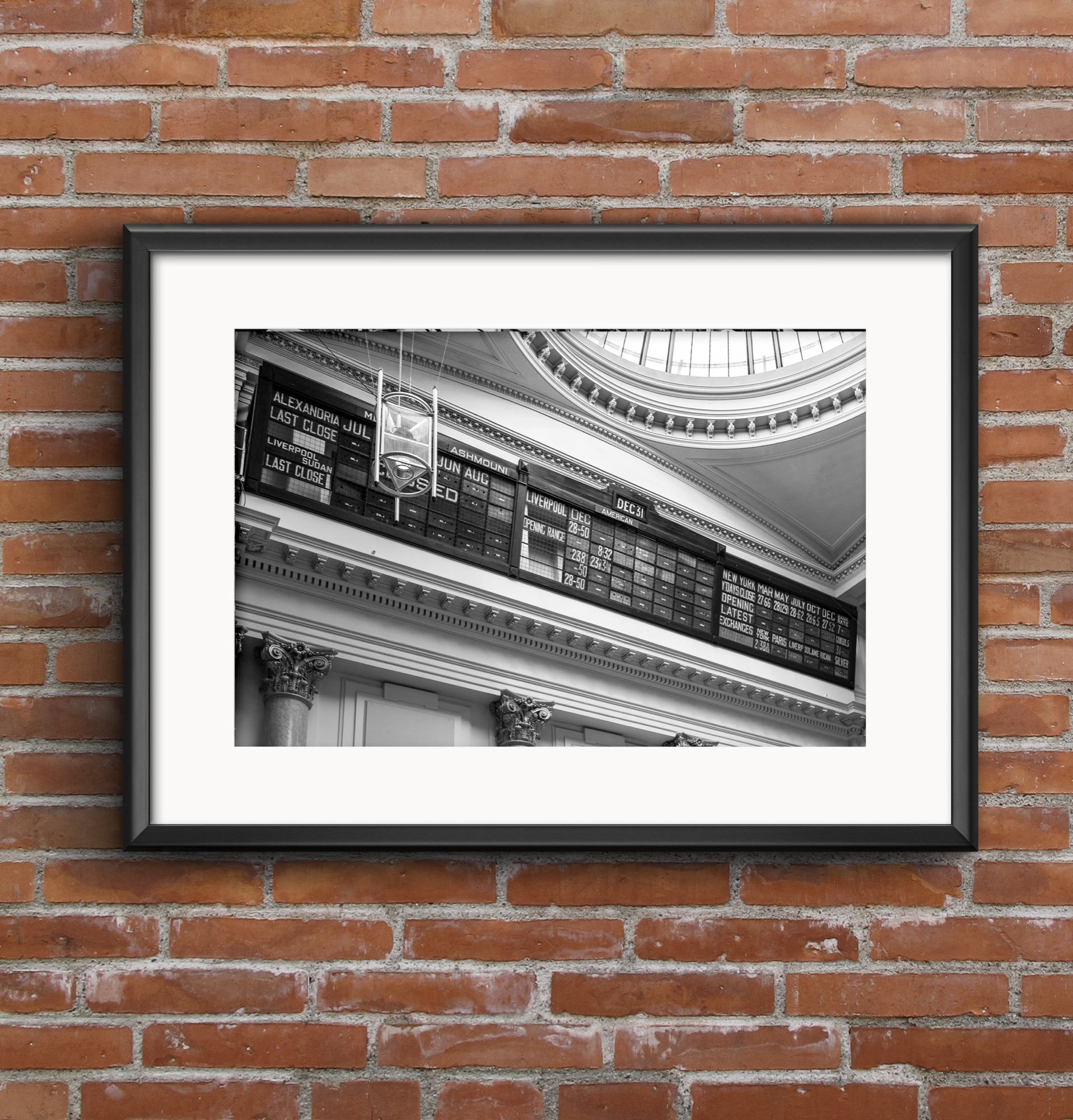 Royal Exchange Theatre Manchester.