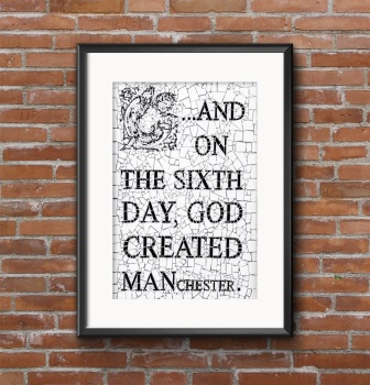 God Created MANchester