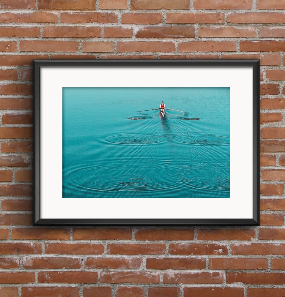 Lonely Rower