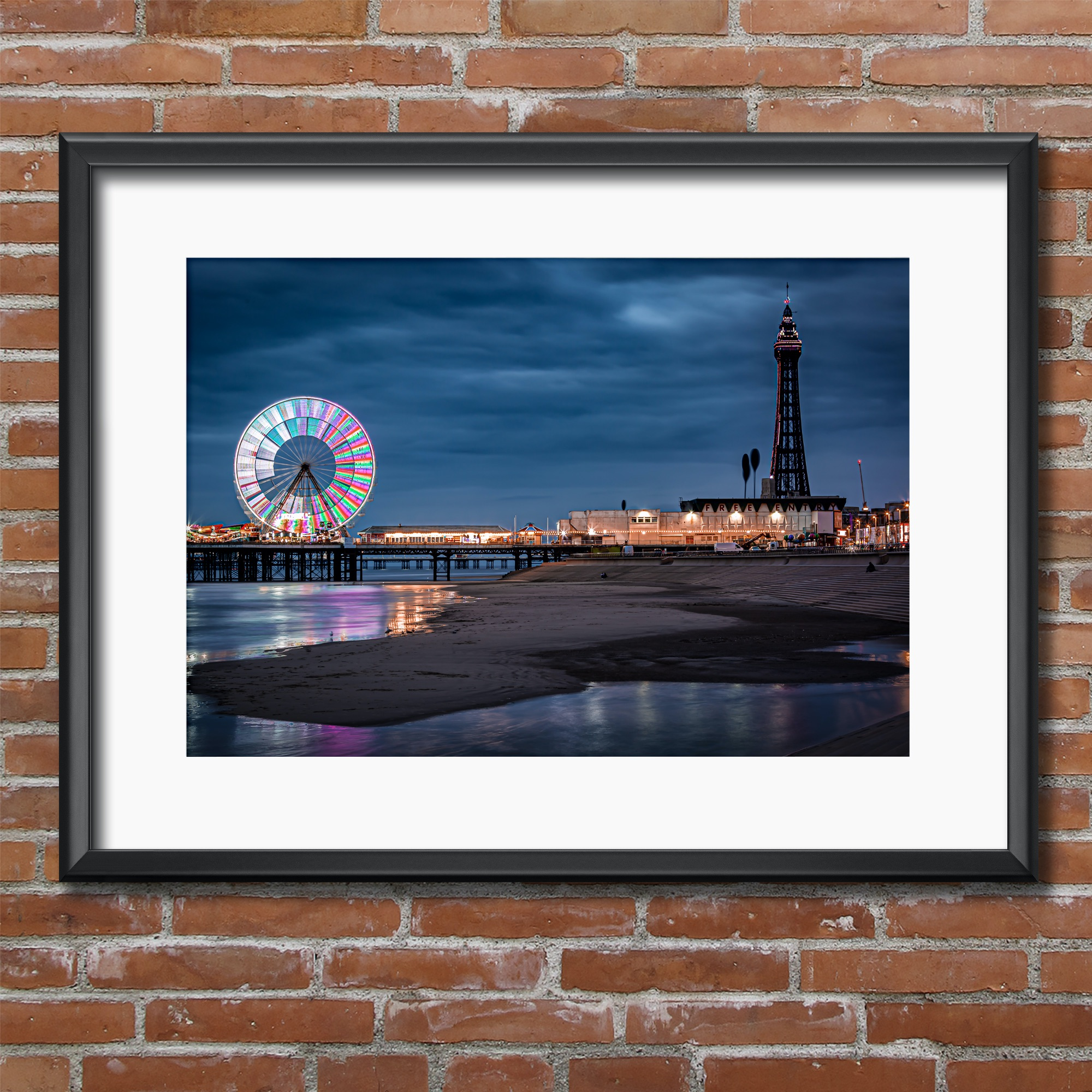 Blackpool Central Pier