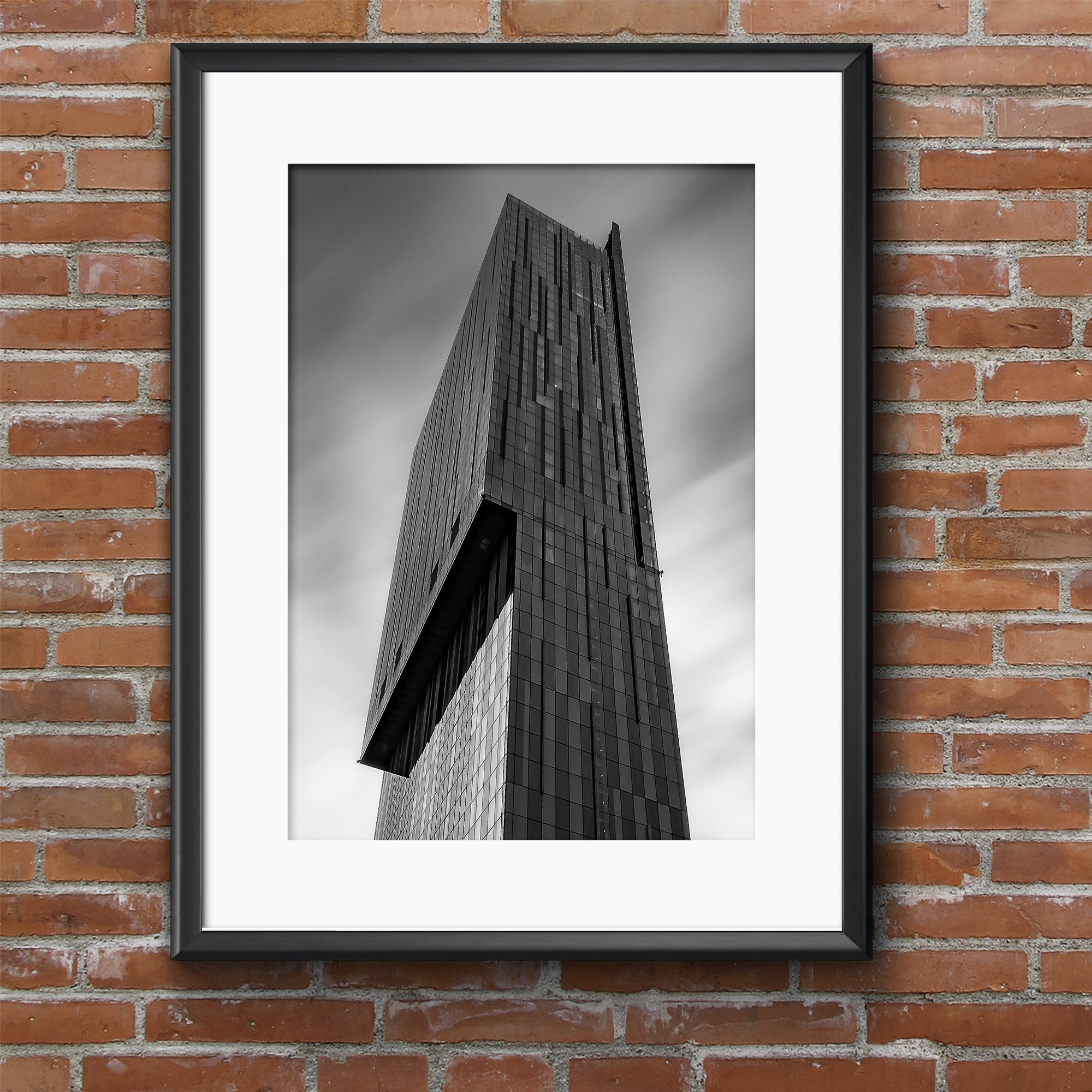 Beetham Tower - Manchester.