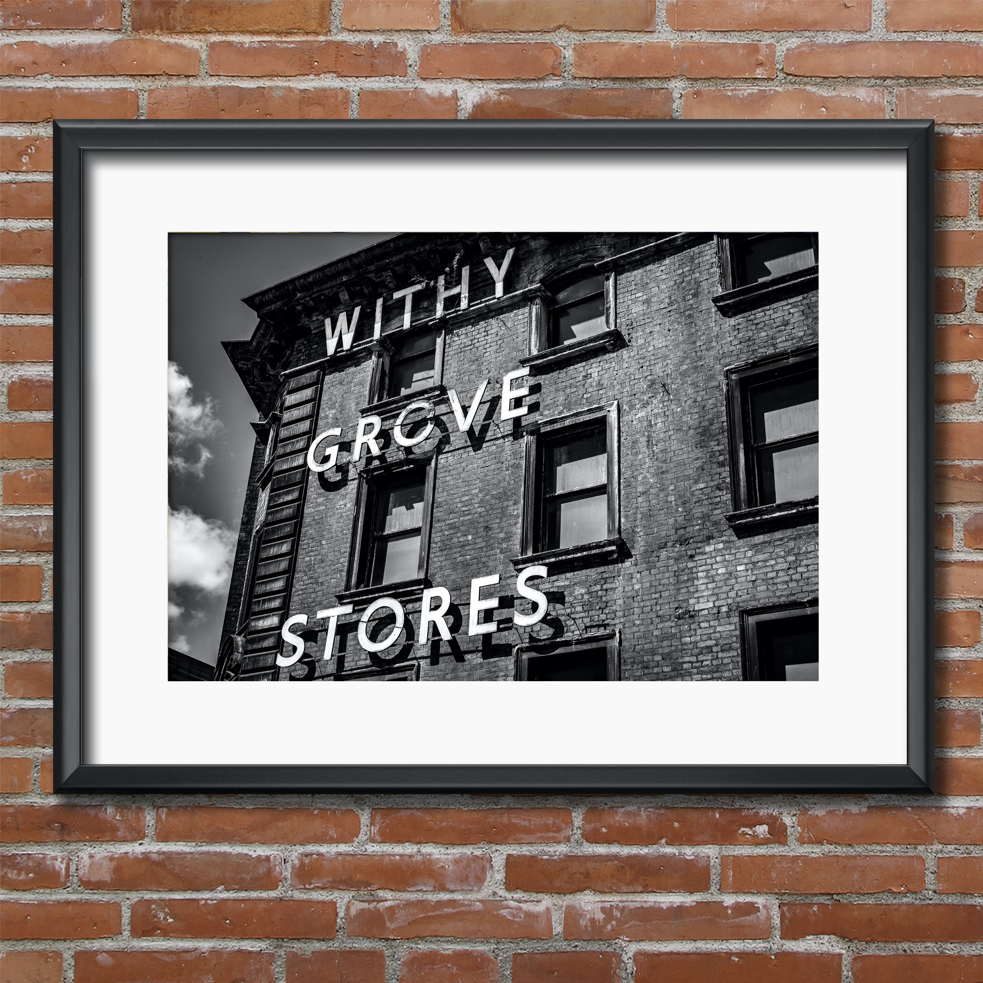 Withy Grove Store Manchester.