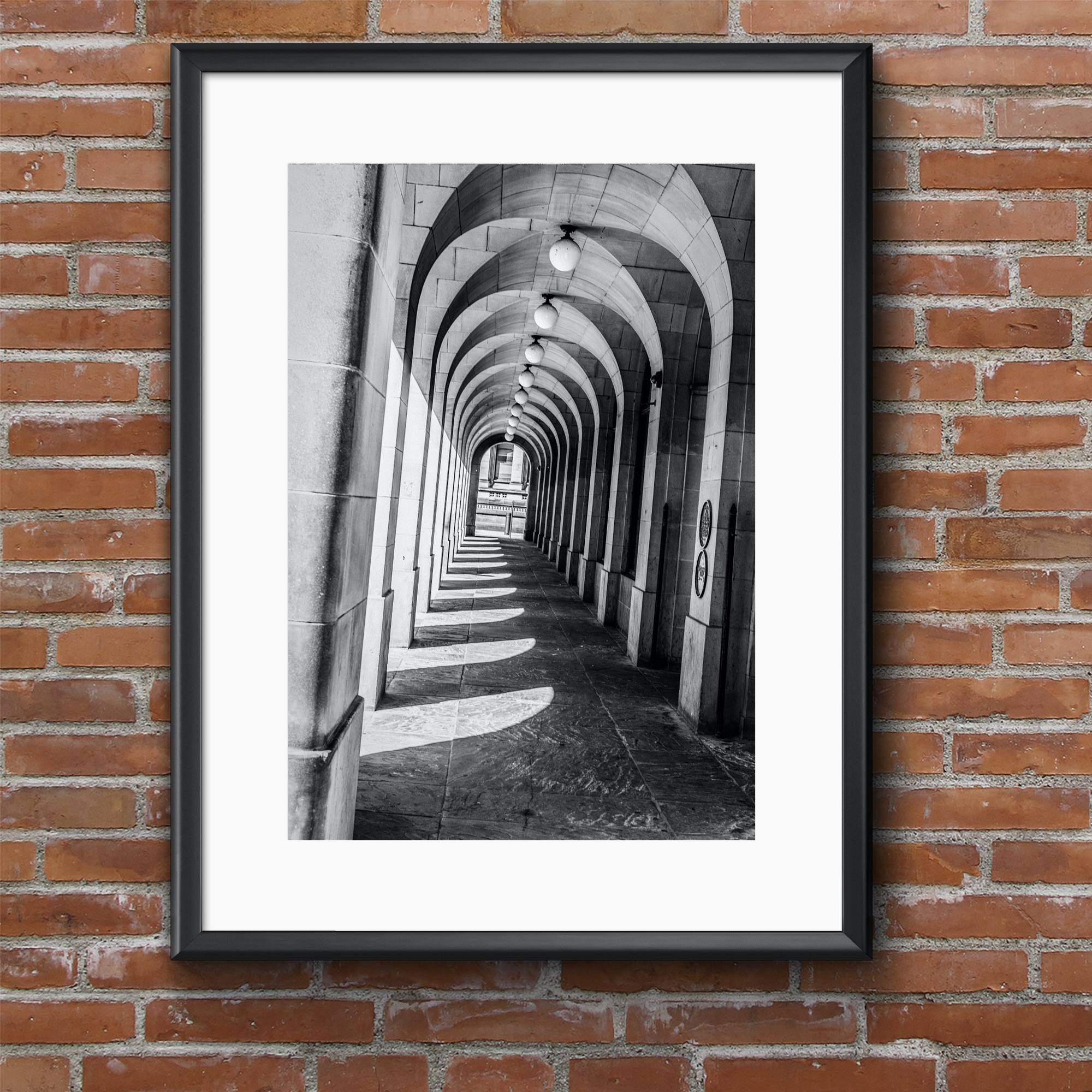 Library Arches Manchester