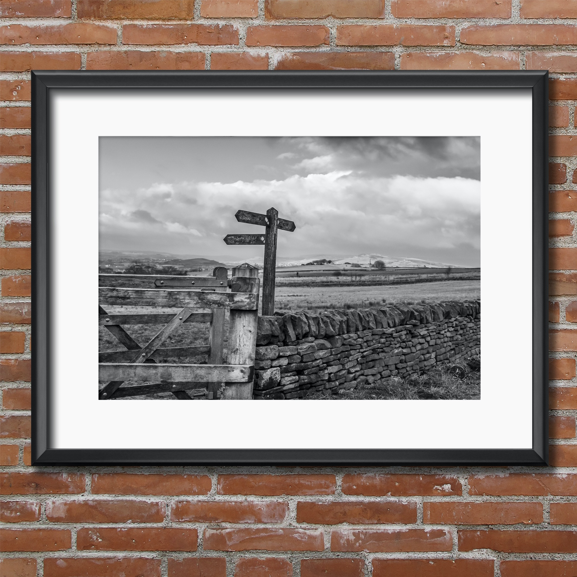 Werneth Low Cheshire