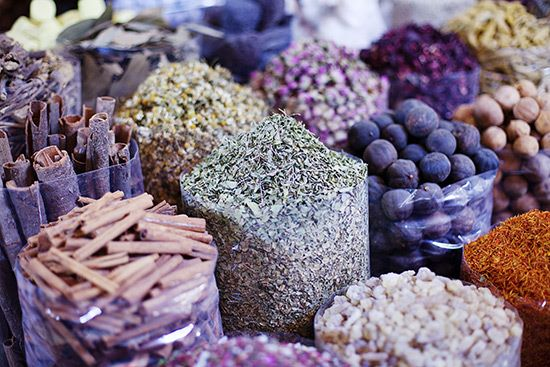 Using Natural  Ingredients