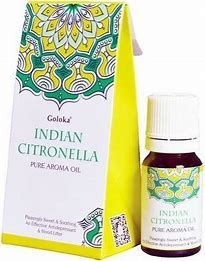 Citronella oil from Goloka - Alcohol - free Natural & Pure