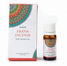 Frankincense oil from Goloka - Alcohol - free Natural & Pure