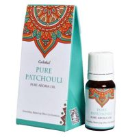 Goloka ~ Patchouli Oil