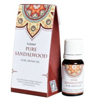 Goloka ~ Sandalwood Oil