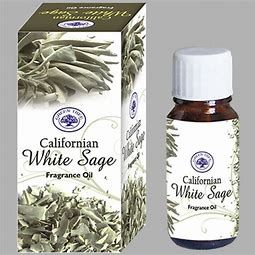 Green Tree ~ Californian White Sage Oil