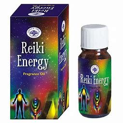 Green Tree ~ Reiki Energy Oil