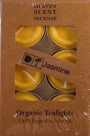 Jasmine ~ The light, romantic scent of a Jasmine relaxes your senses and so