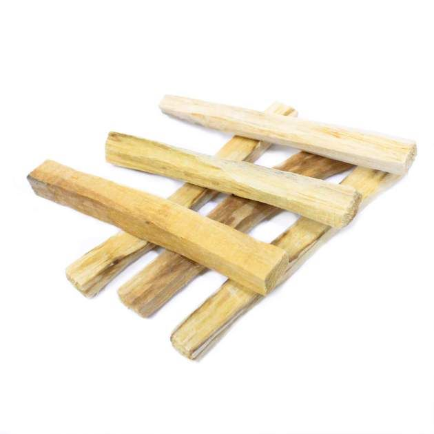Palo Santo wood is one of the most fragrant woods in the world