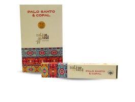 Green Tree - Native Soul ~ Palo Santo & Copal Incense Sticks