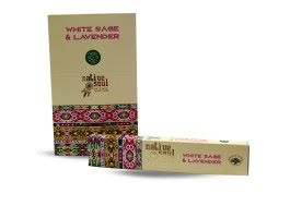 White Sage & Lavender Smudge Incense - Great Aroma . . .