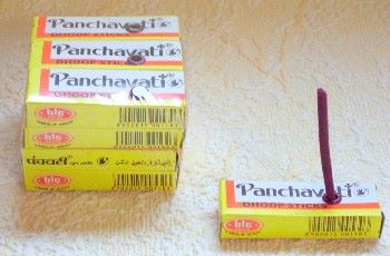 Panchavati Dhoop sticks - small