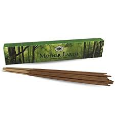 Green Tree - Mother Earth Incense  - Sticks