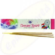 Green Tree - Smudge Incense - Dream Spirit products have a light yet pleasi