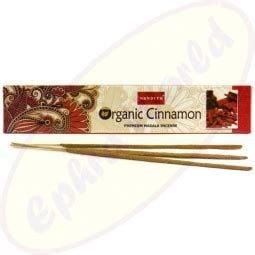 Nandita Original Organic ~ Cinnamon Incense