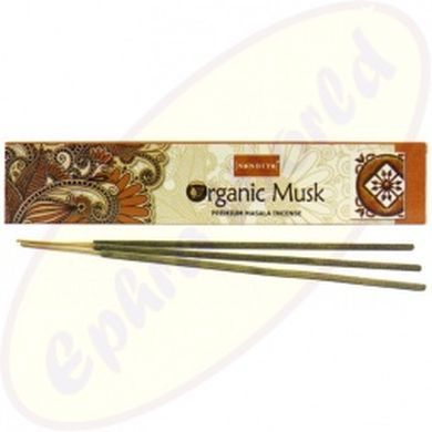 Nandita Original Organic ~ Musk Incense