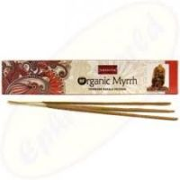 Nandita Organic ~ Myrrh Incense Sticks