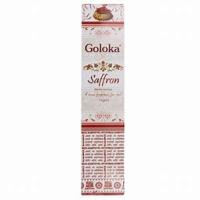 Goloka ~ Saffron Incense Sticks